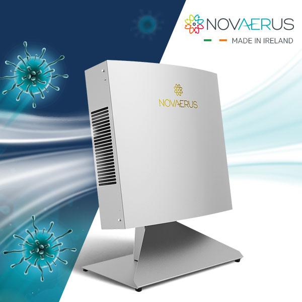 노바이러스 공기살균기 NV-990 세트 (거치대포함)